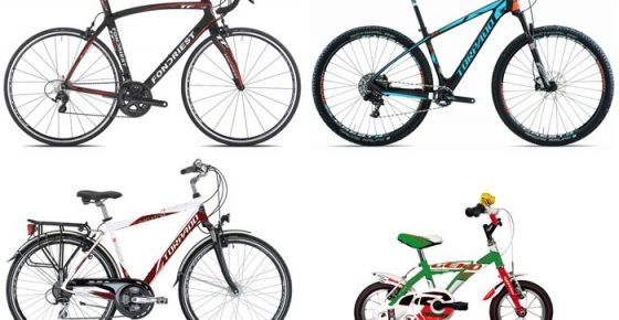 Vendita Cicli da corsa, MTB, City Bike e Baby